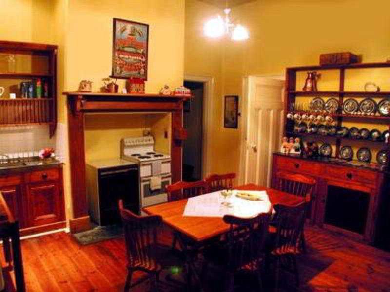 Buxton Manor Heritage Bar