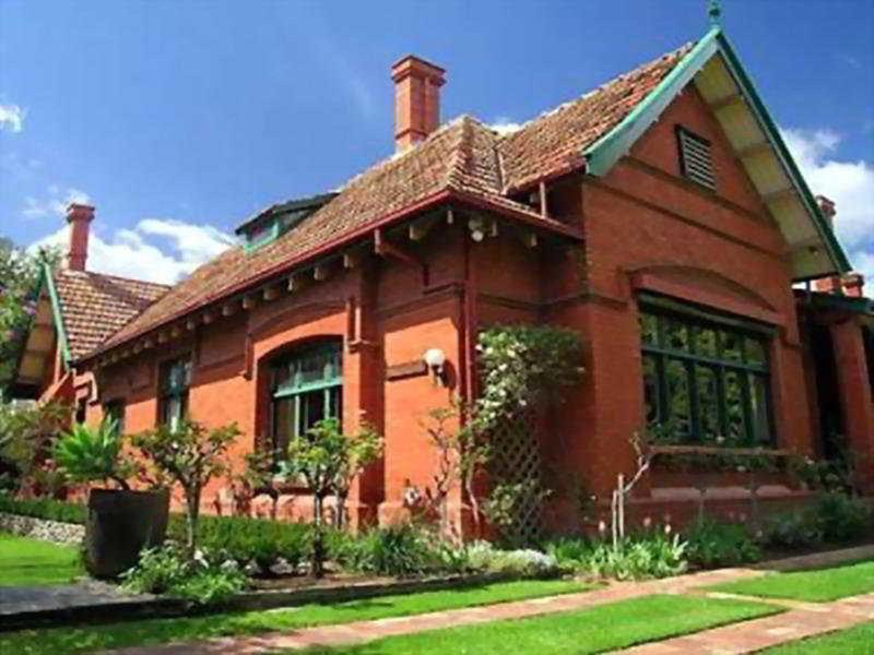 Buxton Manor Heritage Außenaufnahme