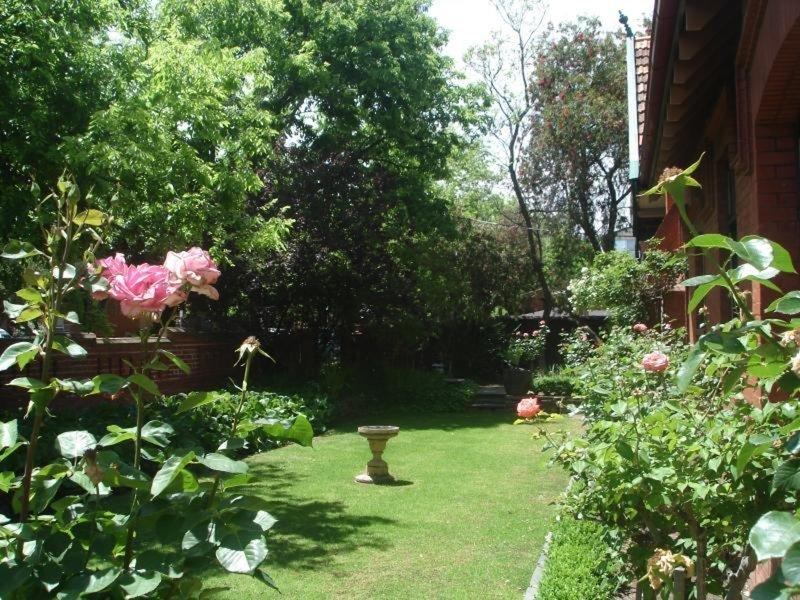 Buxton Manor Heritage Garten
