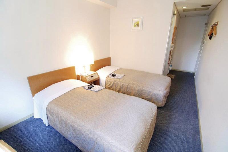 Hotel New Star Ikebukuro Wohnbeispiel