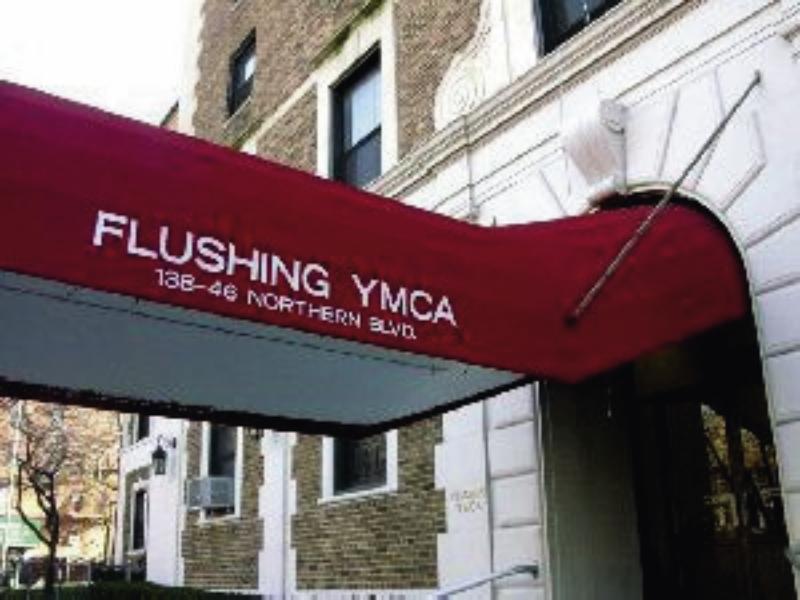 YMCA FlushingAuߟenaufnahme