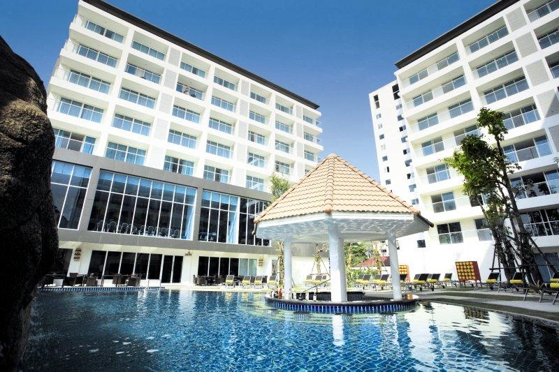 Centara Pattaya HotelAuߟenaufnahme