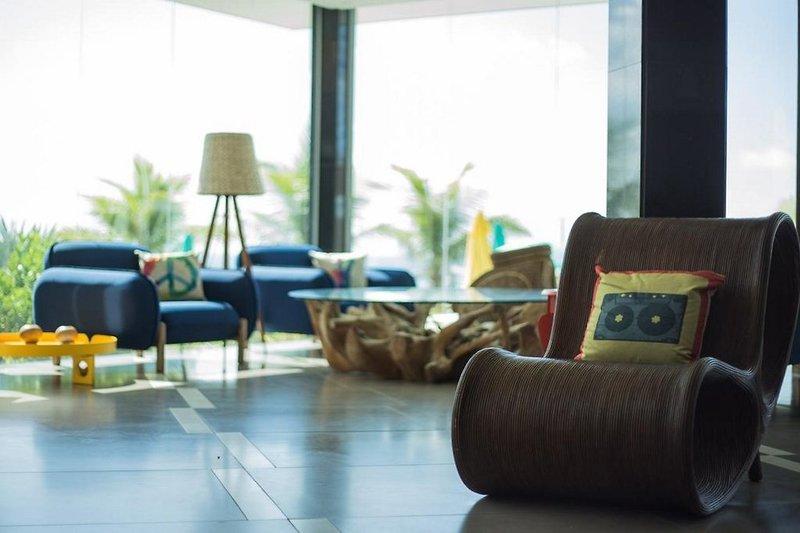 Kembali Hotel Lounge/Empfang