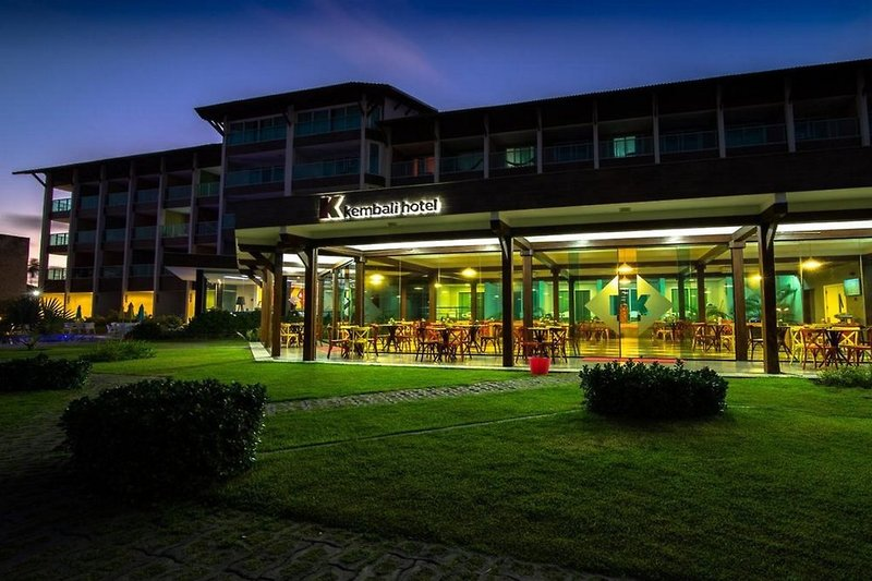 Kembali Hotel Außenaufnahme