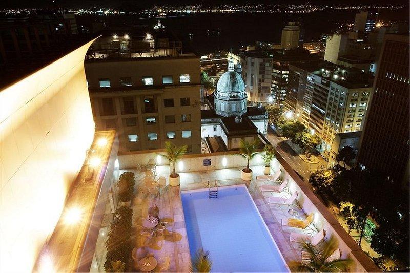 Windsor Guanabara Lounge/Empfang
