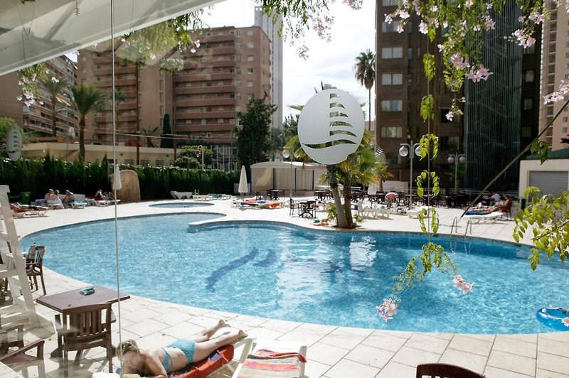 Levante Club Apartments Pool