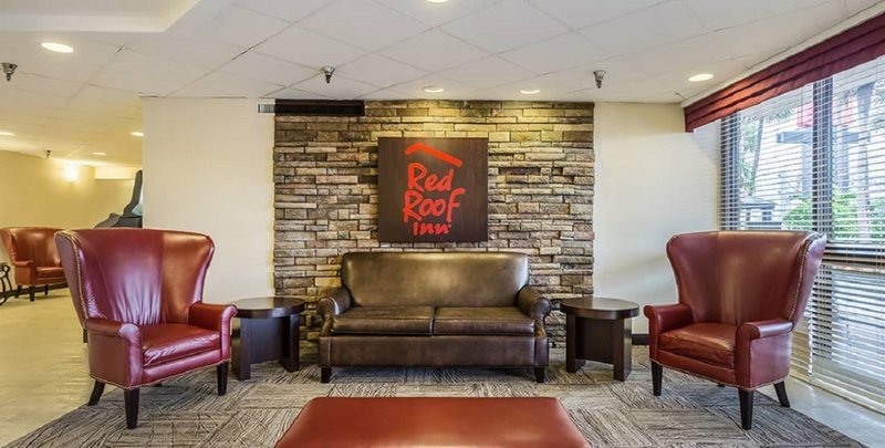Red Roof Inn Clearwater Airport Lounge/Empfang
