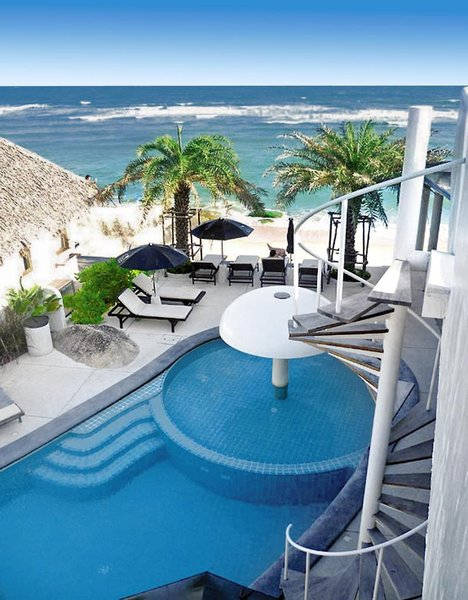 Lazy Days Samui Beach ResortTerasse