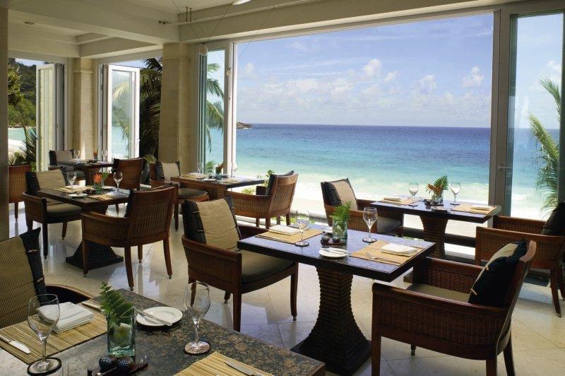 Banyan Tree SeychellesRestaurant