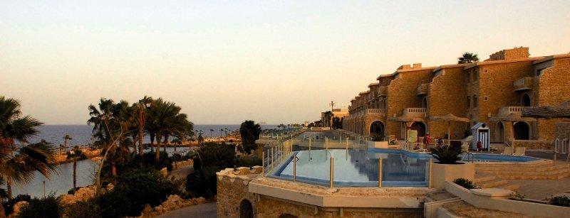 Citadel Azur ResortAuߟenaufnahme