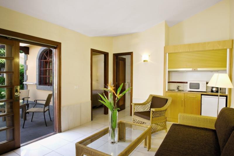 Dunas Suites & Villas ResortWohnbeispiel