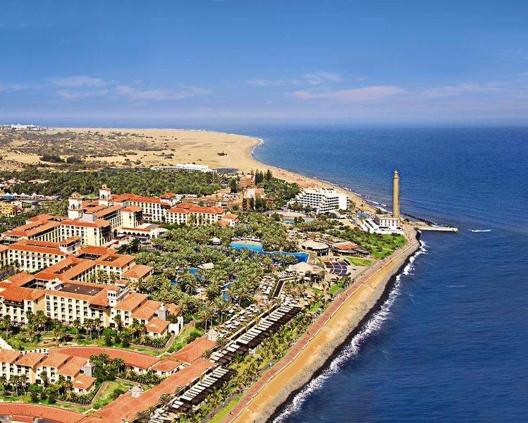 Lopesan Costa Meloneras Resort, Corallium Spa & CasinoAuߟenaufnahme