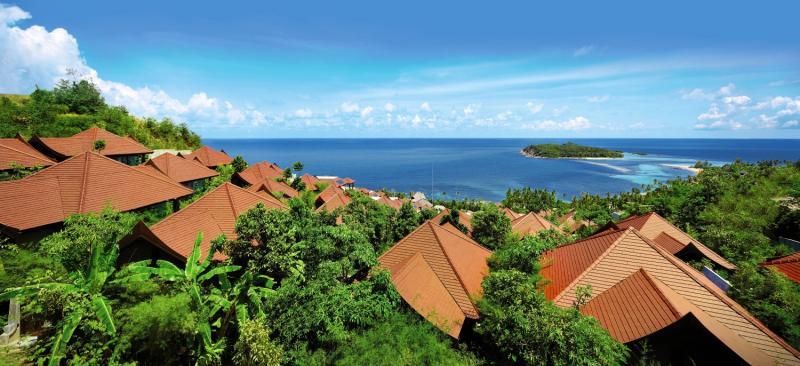 Nora Buri Resort & SpaLandschaft