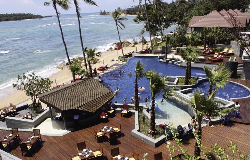 Nora Buri Resort & SpaAuߟenaufnahme