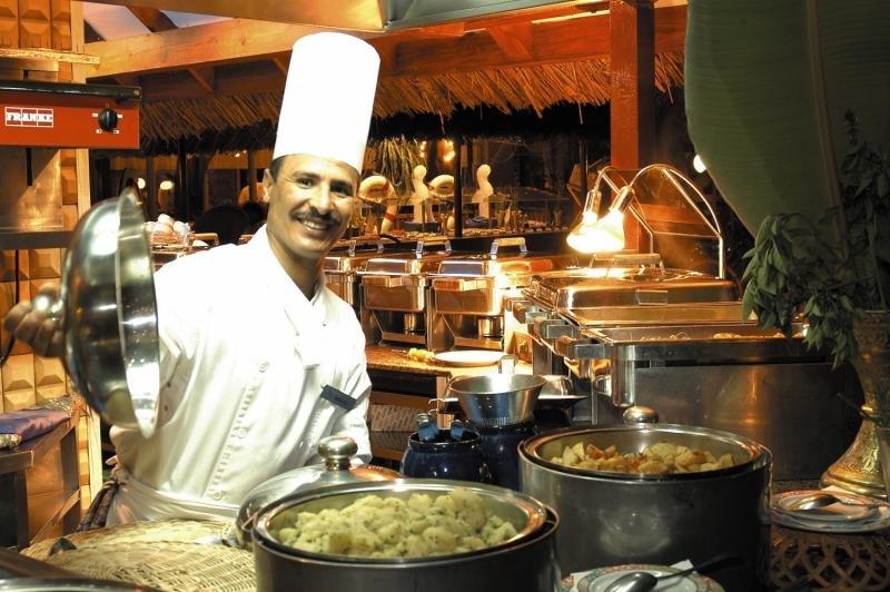 Maritim Jolie Ville Kings Island LuxorRestaurant