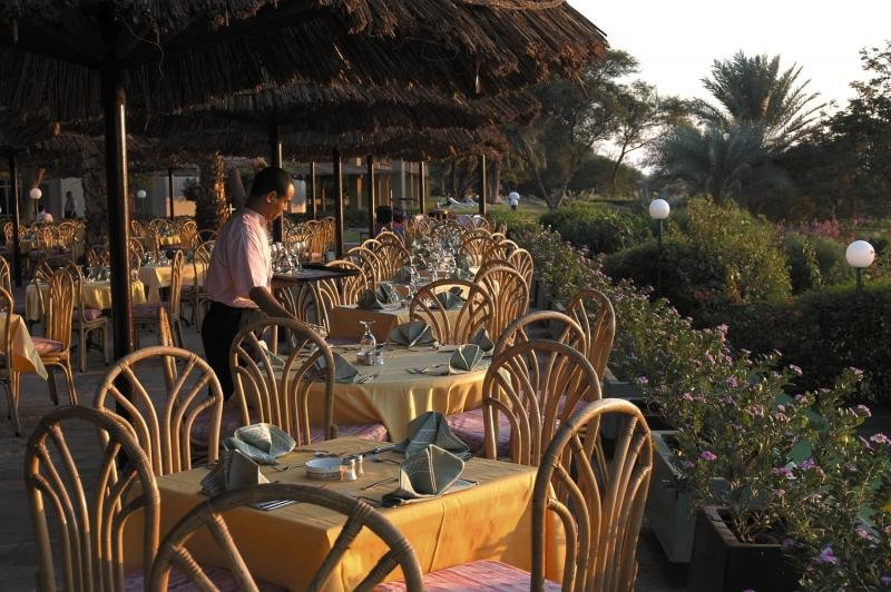 Maritim Jolie Ville Kings Island LuxorTerasse
