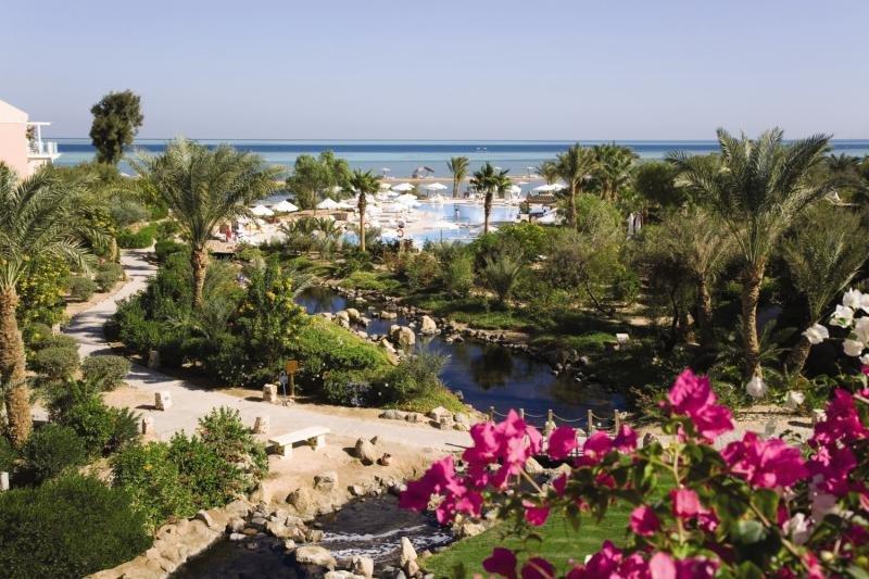Mövenpick Resort & Spa El GounaAuߟenaufnahme