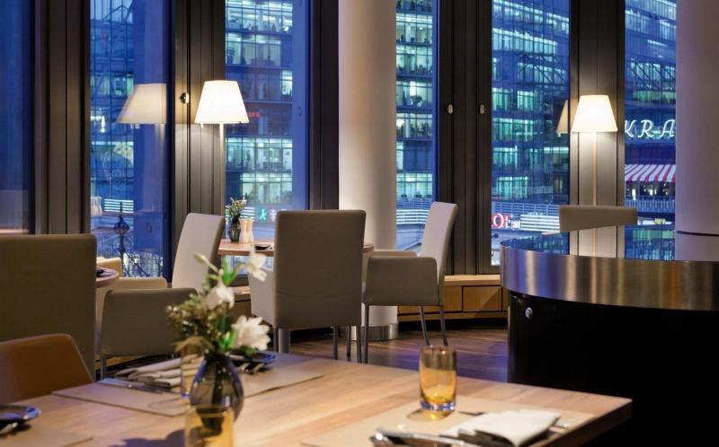 Swissotel BerlinLounge/Empfang
