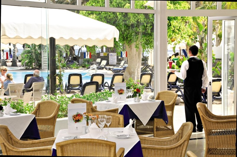 Hipotels La GeriaRestaurant
