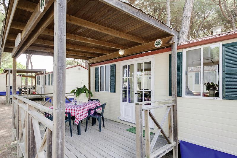 Pineta Sul Mare Camping Village Terrasse