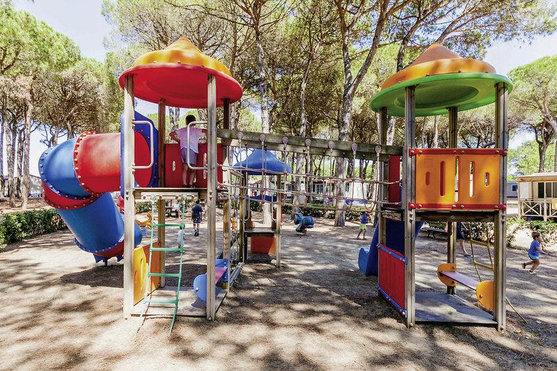 Pineta Sul Mare Camping Village Sport und Freizeit