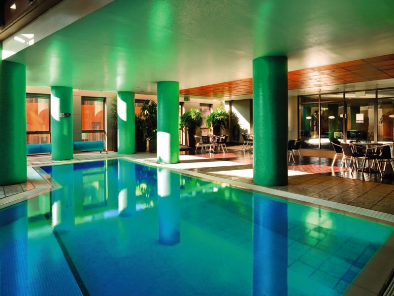 Adina Apartment Hotel Sydney Town Hall Pool