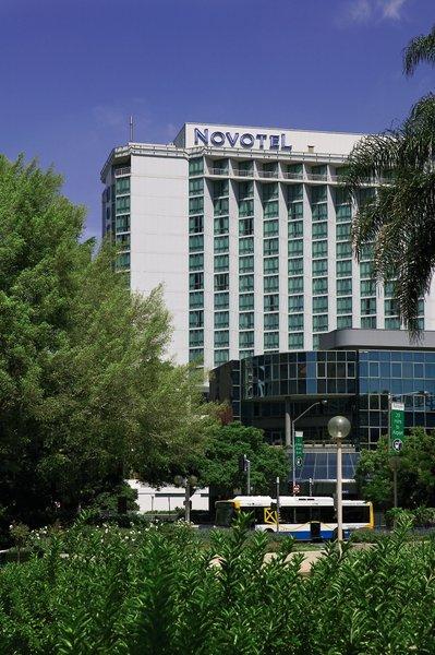 Novotel Brisbane Außenaufnahme
