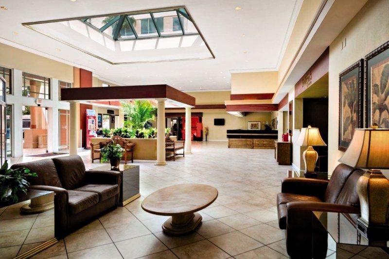 Ramada Gateway Kissimmee Lounge/Empfang