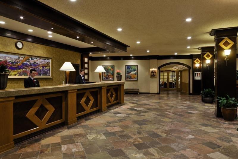 Millennium Harvest House Boulder Lounge/Empfang