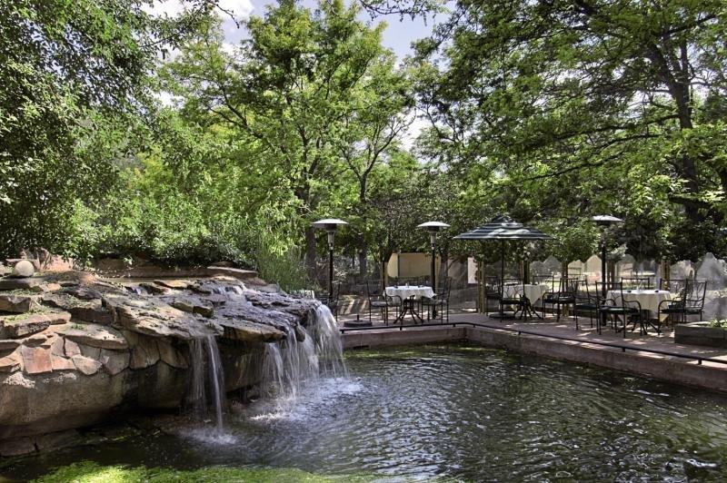 Millennium Harvest House Boulder Garten