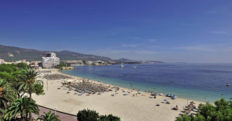 Sol Beach House Mallorca - Erwachsenenhotel ab 16 Jahren Strand