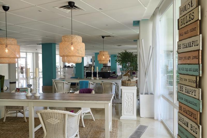 Sol Beach House Mallorca - Erwachsenenhotel ab 16 Jahren Lounge/Empfang