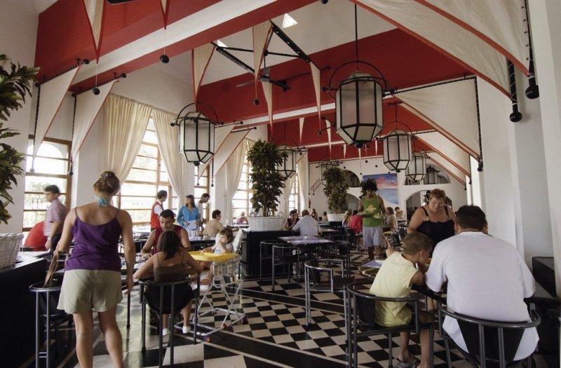 Caribbean Village Agador Bar