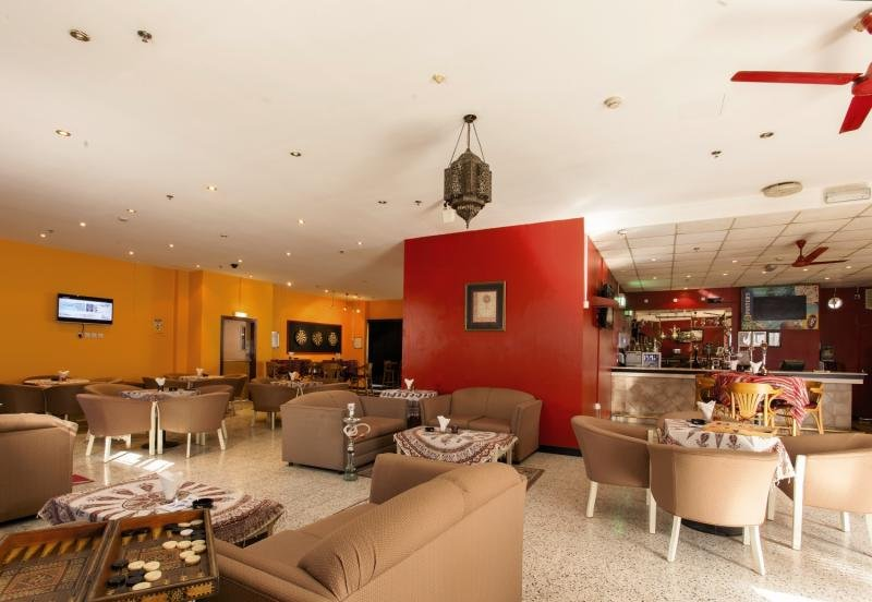 Novel Hotel City Center  Lounge/Empfang