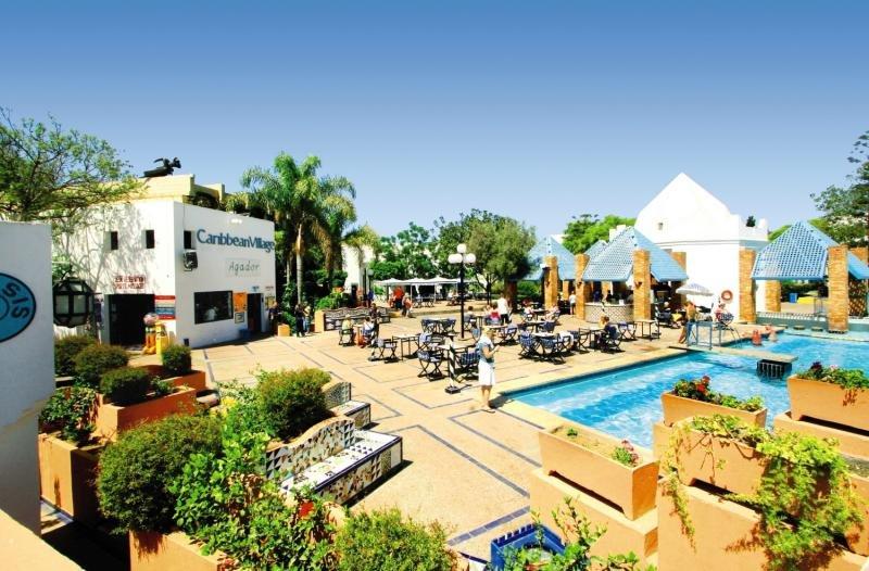 Caribbean Village Agador Pool