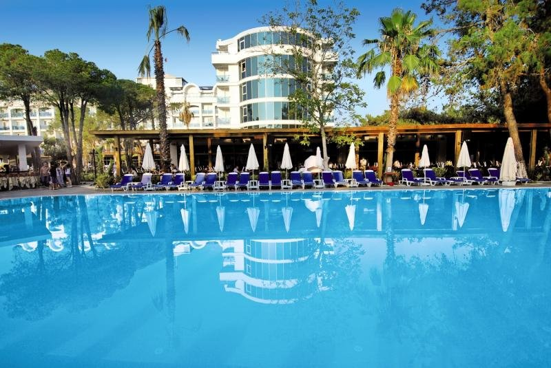 Maya World Hotel Pool