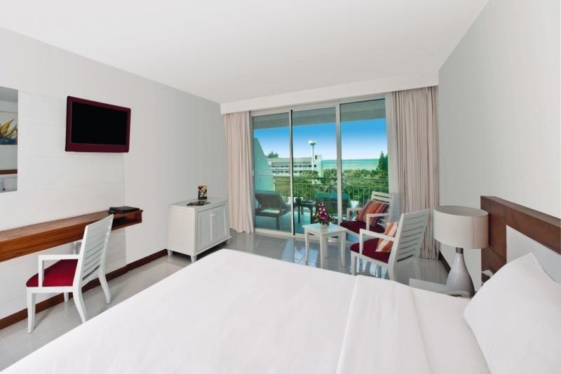 Pinnacle Grand Jomtien Resort & SpaWohnbeispiel