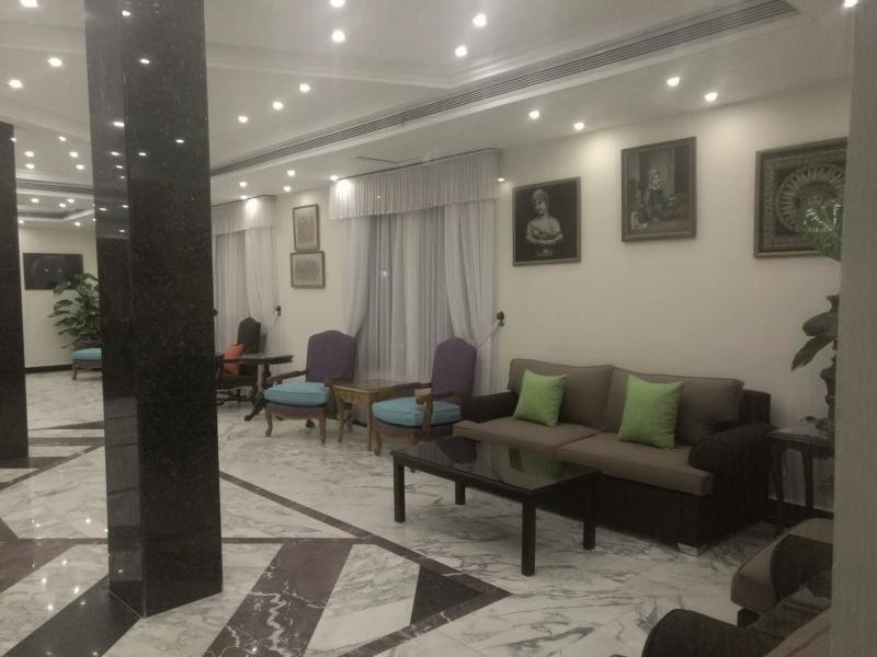 Tivoli Sharm  Lounge/Empfang