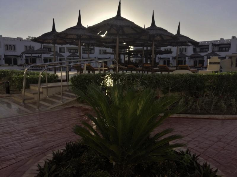 Tivoli Sharm  Garten