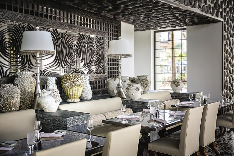 Madinat Jumeirah Al Naseem Lounge/Empfang