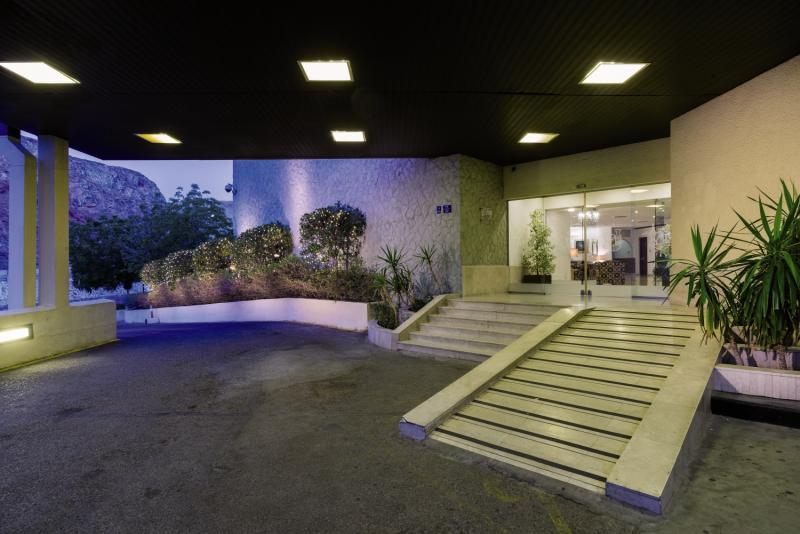 Tulip Inn Downtown Muscat  Lounge/Empfang
