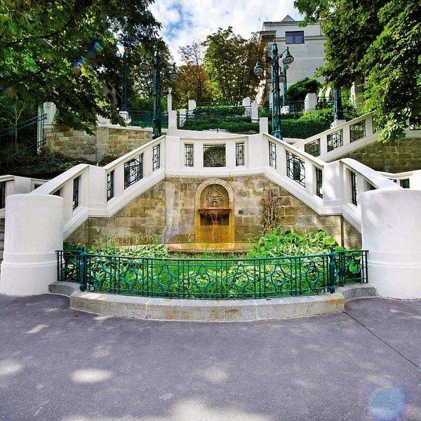 Hotel & Palais Strudlhof Außenaufnahme