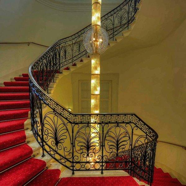 Hotel & Palais Strudlhof Lounge/Empfang