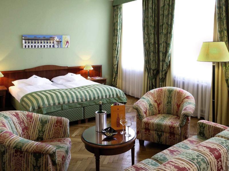 Hotel Mercure Secession Wien Wohnbeispiel