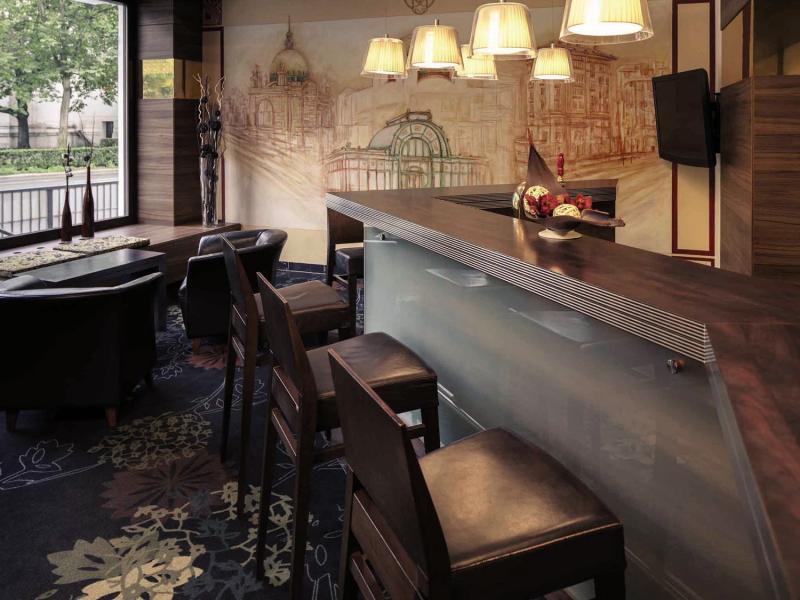 Hotel Mercure Secession Wien Bar
