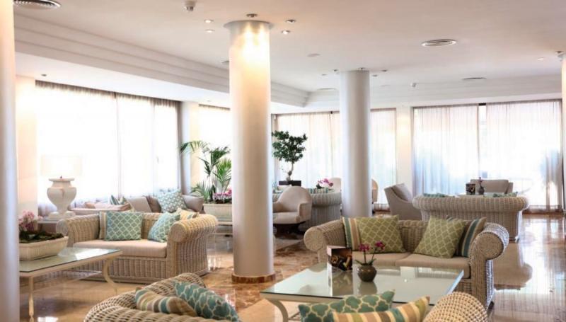 Son Caliu Hotel Spa Oasis Lounge/Empfang