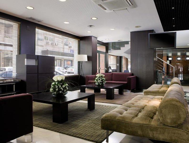 NH Amistad Murcia Lounge/Empfang