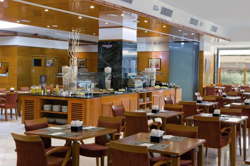 NH Amistad Murcia Bar