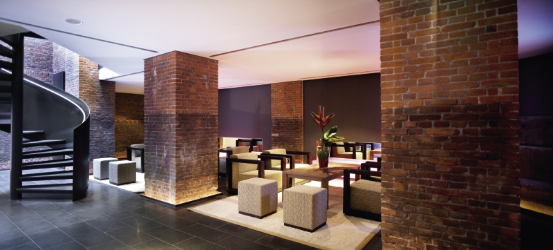 Mövenpick Hamburg Lounge/Empfang
