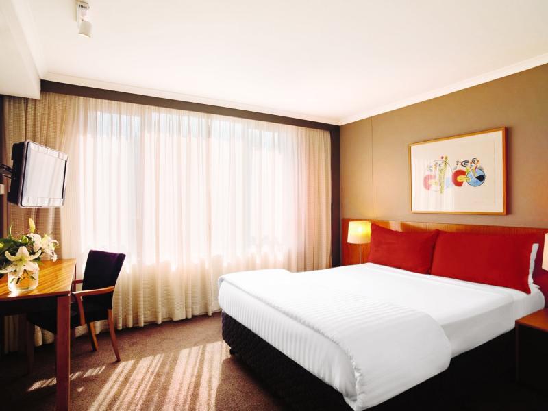 Adina Apartment Hotel Sydney Town Hall Wohnbeispiel